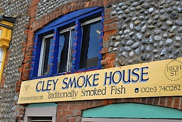 Bed and Breakfast Cley next the Sea